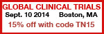 Global Clinical Trials