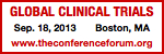 4th Annual Executing Global Clinical Trials