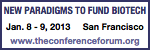 3rd Annual New Paradigms to Fund Biotech & Biotech Interactive Showcase