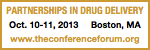 3rd Annual PODD: Partnership Opportunities in Drug Delivery