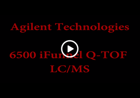 Video - Agilent 6550 Q-TOF - GenTech S...