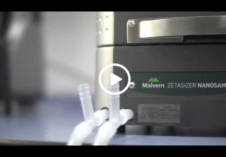 Video - Automated particle size with Z...