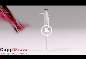 CappBravo Single Channel Pipette...