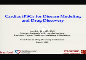 Cardiac iPSCs for Drug Discovery...