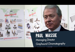 Latest video - Greyhound Chromatography at PE...