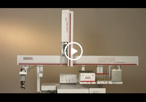 MPS robotic pro Metabolomics Solution...