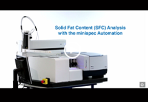 Solid Fat Content Analysis with the TD-N...