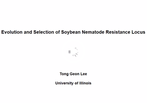 Evolution and Selection of Soybean Nemat...