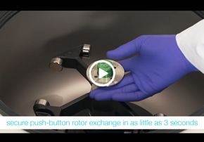 Quick, easy and secure rotor exchange – ...