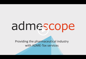 Admescope - innovative ADME-To...