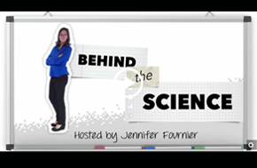 Behind the Science, episode 7: Get Relax...