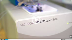 MicroCal Differential Scanning Calorimet...