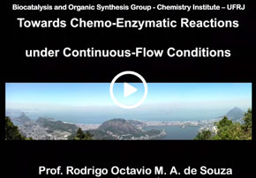 Towards Chemo-Enzymatic Reactions under ...